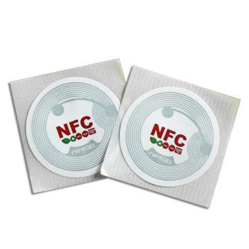 China NFC RFID Label from Shenzhen Wholesaler: Shenzhen