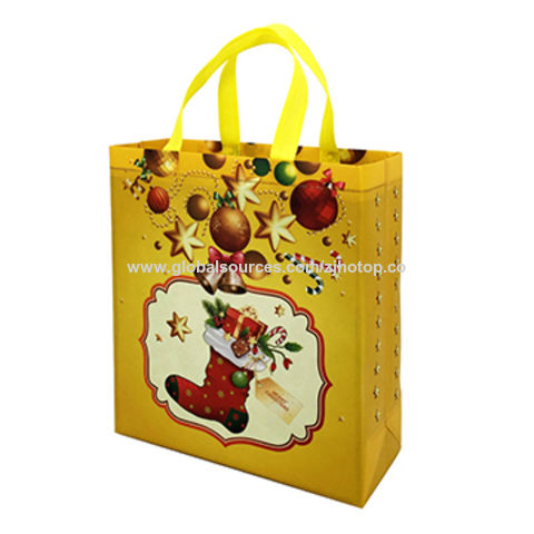 glitter christmas large gift bags china glitter christmas large gift bags