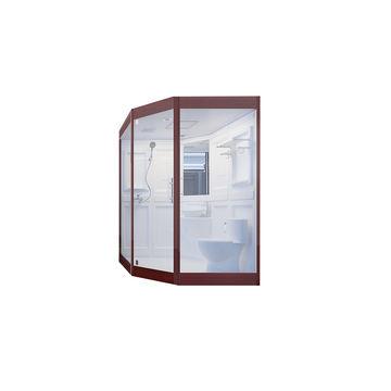 China Modular bathroom pod prefab all in one bathroom from