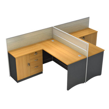 China Computer Desk, Office Table/ Workstation Hot Modern Wooden Manager  Computer Table ...
