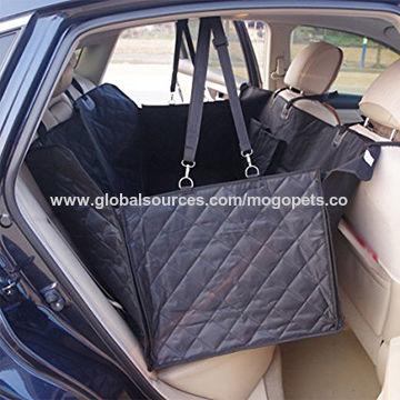Hong Kong SAR Ginntiona Dog Pet Car Seat Cover Waterproof Washable