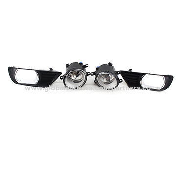 China Driving Fog Lights + Switch Clear for Toyota Camry