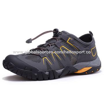 Waterproof Men Outdoor Shoes Tracking
