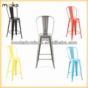 Phenomenal Replica Tolix Barstool High Back Tolix Barstool Replica High Gmtry Best Dining Table And Chair Ideas Images Gmtryco