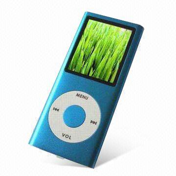 RoHS-compliant Flash MP3 Player with 1 8-inch 262K TFT
