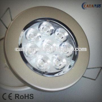 Auto interior spot LED; Interior lamp for motor vehicle; 8 pcs ...