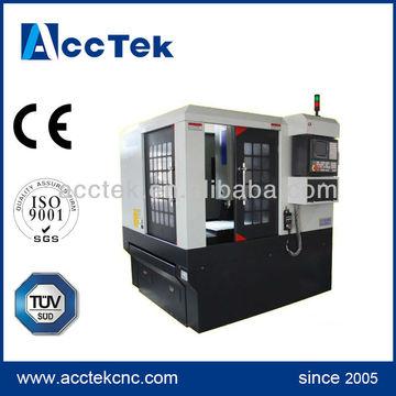 Cnc Engraving Machine For Metal
