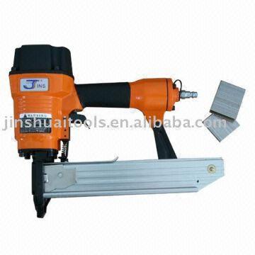 China Air Stapler, Pneumatic Staple Gun, Furniture Stapler, Decking Nail Gun,  Decorative