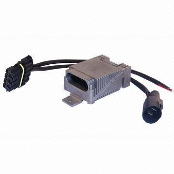 MB cooling fan control module/relay, A 027 545 64 32,027 545 64 32