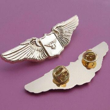 Wonderful Pilot Wing Badge Pin China Pilot Wing Badge Pin
