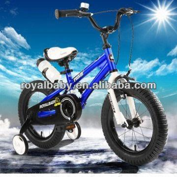 a4f874f6ff7 China Royalbaby Freestyle 16 inch kids bikes with aluminium alloy frame and  training wheels and water