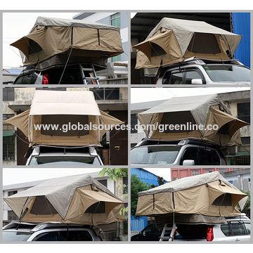 China Roof rack tent from Jiashan Manufacturer: Jiashan