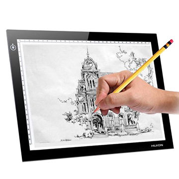 China Dimmable A2 Stencil Tattoo LED Light Box, Photography Drawing  Drafting Table