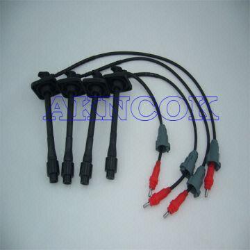 Camry Solara Rav4 Spark Plug Wires Oem 90919-22400,90919-22386,ignition  Lead 90919-22400 for Toyo