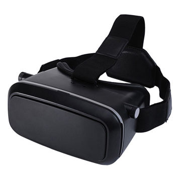 eaf3a7644fe Virtual Reality Smartphone VR Box 3D Glasses VR 4.0 Head-mounted 3D Video  Glasses 3.5