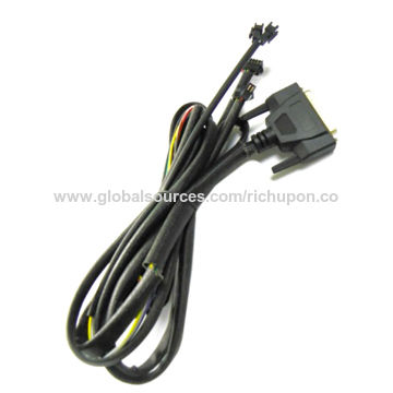 Pleasing China Automotive Wiring Harness With Waterproof Connectors On Global Wiring 101 Capemaxxcnl