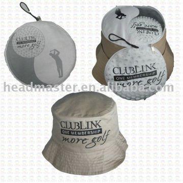 e2921414e6f Fishermen bucket hats - Reversible Cotton Twill Collapsible Print ...