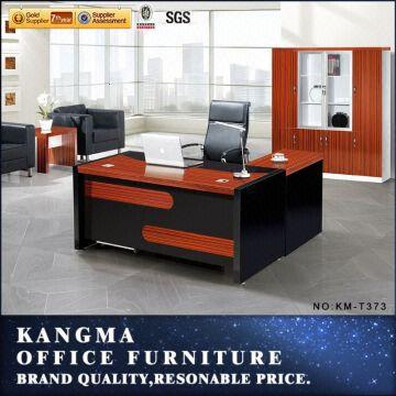 China Gm Office Standard Desk Dimensions Wood Furniture Made In Malaysia