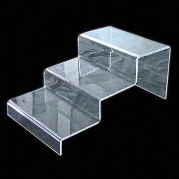 Wallet Display Stand Made Of Acrylic To Hold Wallet Or Purse On
