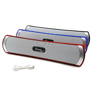 China MP3 Bluetooth Speaker with BL-5C battery, FM Radio