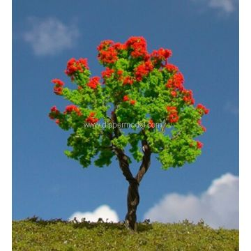 Various Artificial Model Trees for Architectural Model and
