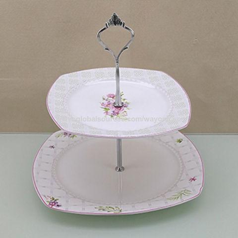 Cake Stand China Cake Stand & China Cake Stand from Shenzhen Trading Company: Shenzhen Wayone ...