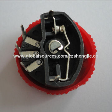 China Rotary Potentiometer, Used in Electric Tools, Passed RoHS and ISO 9001 Standards