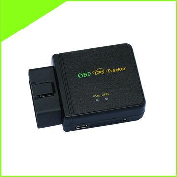 DIY No Installation Online Diagnostic OBD II GPS Tracker | Global