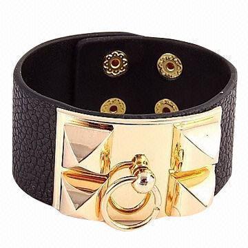 Leather Bracelet Blanks China