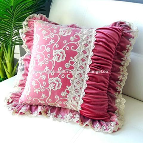 China Eco Friendly Throw Pillow Case