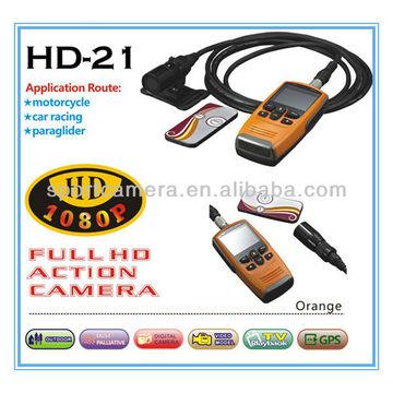 Fashion Design Full Hd 1080p Camera for Angel Eye Dvr Racing