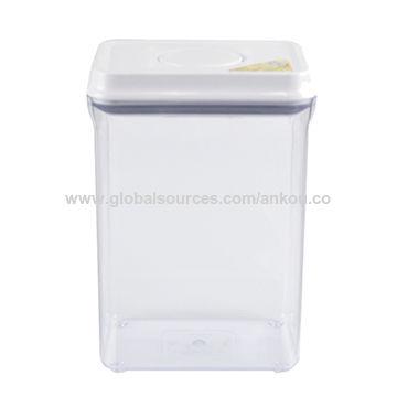 Airtight Plastic Tea Container China Airtight Plastic Tea Container
