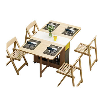 China Multi Function Modern Folding Wooden Diffe Colors