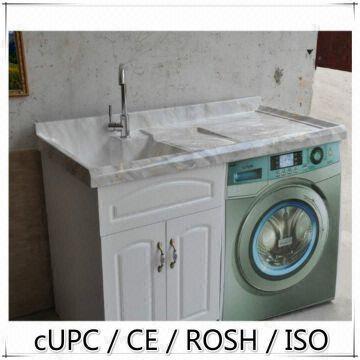 China Composite Granite Bowl Sink Laundry Wash Basin Mold