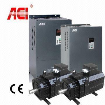 ... China High Speed AC Servo System/AC Servo Motor/Low-Inertia AC Servo