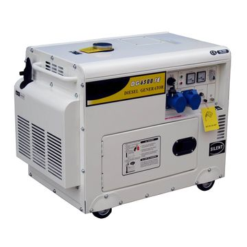 Small Portable 5kva Silent Diesel Generator Price Global Sources