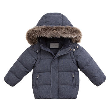 ba2aaf77af93 China Kids  winter coat from Fuzhou Manufacturer  Fuzhou H f Garment ...