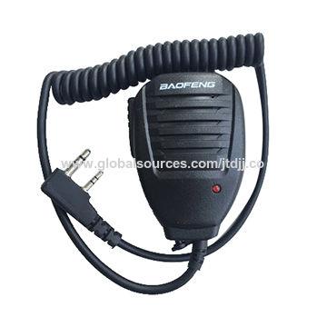 Baofeng 2-Way Radio Speaker Mic for Baofeng