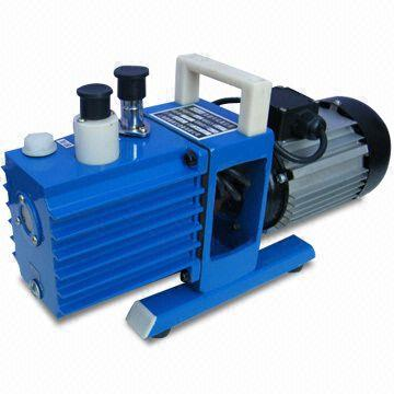 China Rotary Vacuum Pump With Oil Sealing Used In Freeze Drying Machine