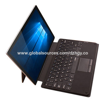 Leather cover with touch pad for Surface Pro 3