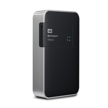 de17c0f9e0af Malaysia WD 2TB My Passport Wireless Portable External Hard Drive - WIFI USB  3.0