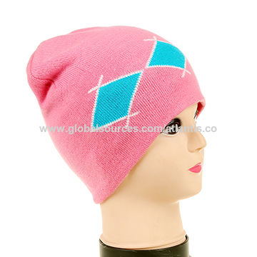 32ce79a1250 China Beanie hat design logo on Global Sources
