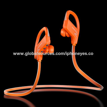 China Good quality SP6 V4.1 stereo wireless Bluetooth earphones, headphone for sports