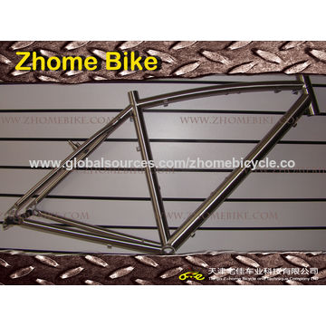 China Bicycle Parts/Road Bike Frame/Racing Bicycle Frame and Fork