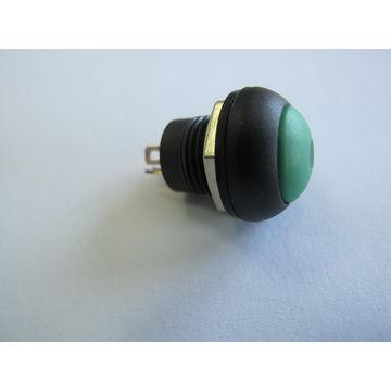 SGS Way Small Size Illuminated A V Waterproof Pushbutton - 2 way momentary switch
