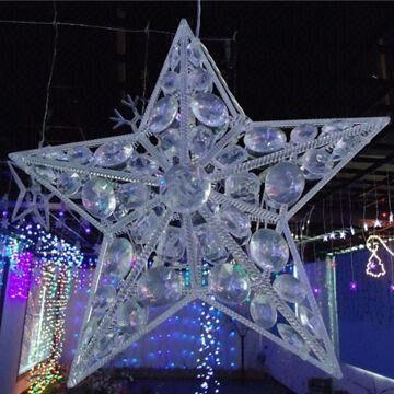 China Led Christmas Star Light Customized Designs Are Accepted