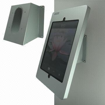 Wall Mount Security Solution For Ipad Wall Brackets