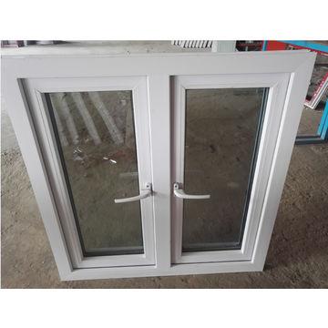 China Double Glazed Glass Pvc Casement Window From Qingdao