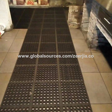 Heavy Duty Rubber Kitchen Floor Mat
