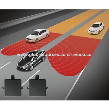 Rear Cross Traffic Alert >> China Ford Active Blind Spot Detection System With Rear